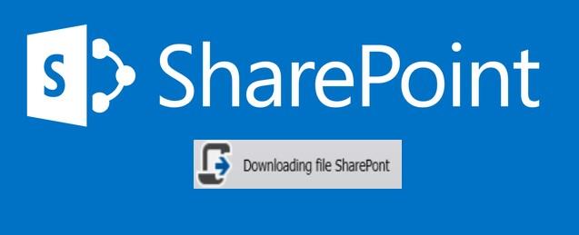 Descargar archivos de sharepoint by ssis