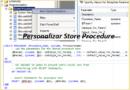 Como personalizar nuestras plantillas del SQL Server Management Studio: Creando una plantilla personalizada para procedimientos almacenados