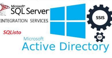 Extaer usuarios del directorio activo