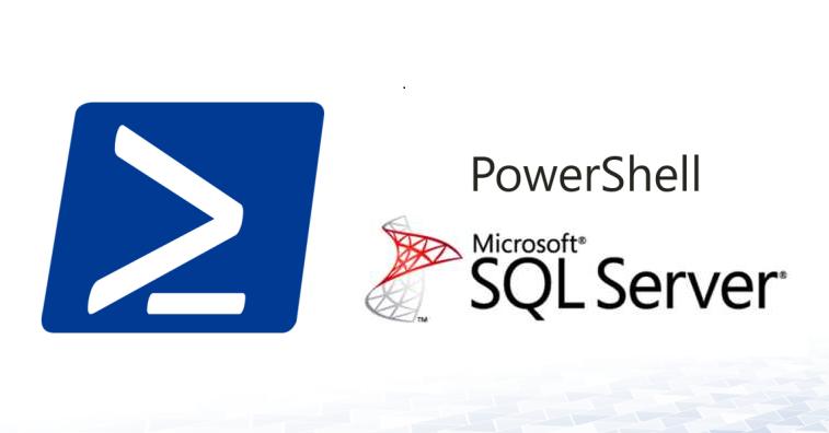 Respaldo de base de datos con PowerShell